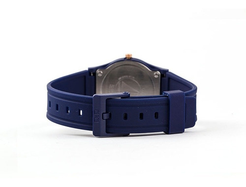 regalo para mujer reloj q&q acuático original azul