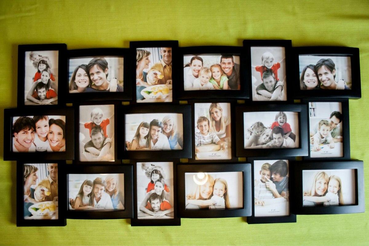 Regalo Para Navidad Marco Para 18 Fotos - $ 24.990 en Mercado Libre