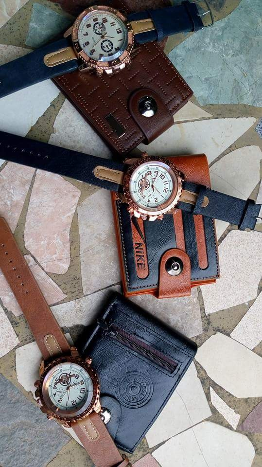 324e32f70 Regalo Para Papá Billetera + Reloj !! Varios Modelos - $ 750,00 en ...