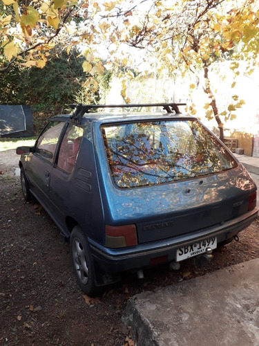 ¡¡¡regalo!!! - peugeot 205 junior  (excelente estado)
