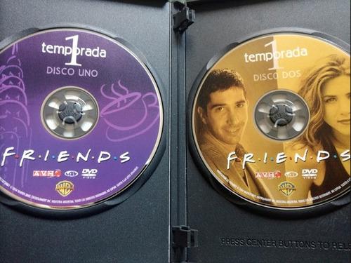 regalo! serie fiends - dvd originales - temp 1-6-9-10
