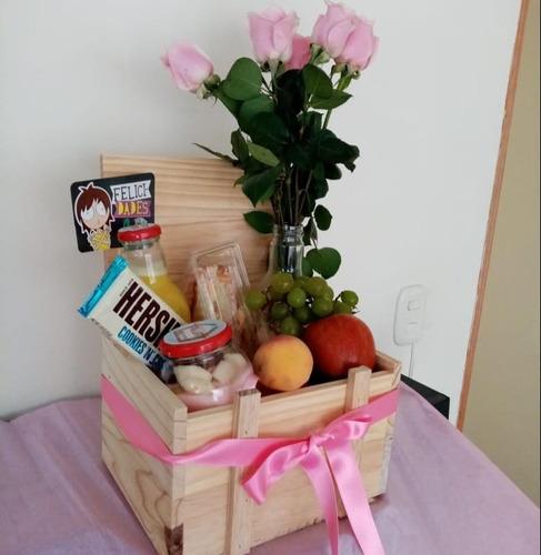 regalos desayuno sorpresa bogota personalizado