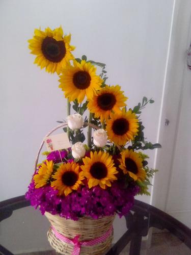 regalos día del padre arreglos florales,ramos de flores