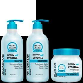 regalos navidadshampoo botox keratina plus tratamiento salon