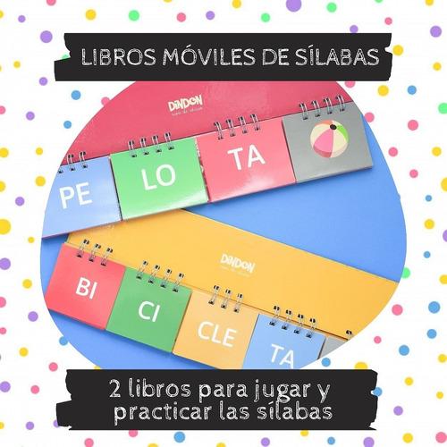 regalos navideños para niños - libros moviles x2