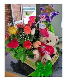 Regalos Originales A Domicilio Flores Peluches Dia De Madre