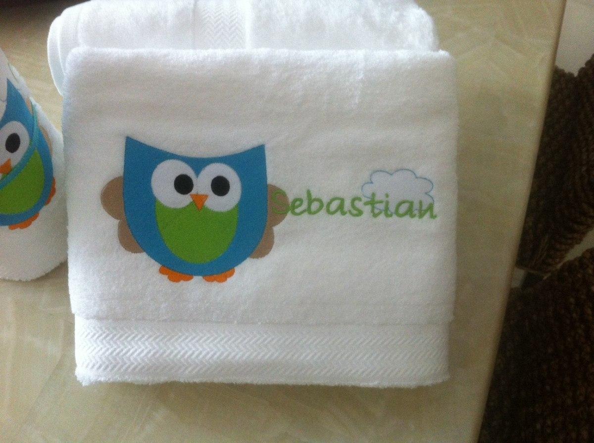 Regalos personalizados toallas de ba o bordadas desde 1 - Toallas bano ...