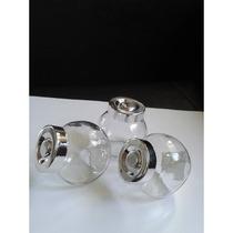 Recuerdos Mini Bomboneras - Envases De Vidrio Botellas