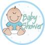Combos Para Baby Shower Niño Incluye Recuerditos