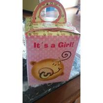 Cajitas Baby Shower
