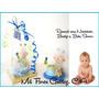 6 Recuerdos Para Baby Shower,nacimiento,bautizo,cumpleaños.