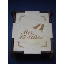 Bellos Recuerdos, Cajas En Madera, 15 Anos