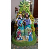 Natividad Juego De Cerámica 4 Pzas. Bs. 4.500,00