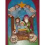 Exclusivas Piezas Artesanales Motivos Navideños