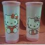 Vasos De Hello Kitty Bellos Regalos Y Detalle.