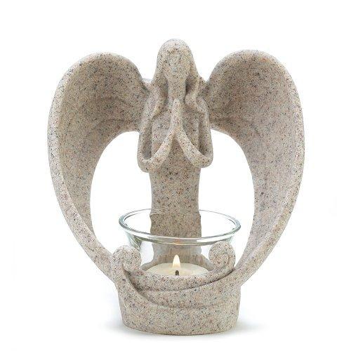 regalos y decoración desierto angel té luz regalo