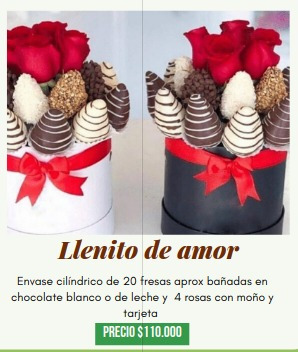 regalos y detalles de fresas cubiertos con chocolate