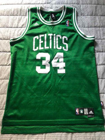 65d67b55 Camisa Oficial Boston Celtics Adidas no Mercado Livre Brasil