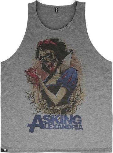 regata asking alexandria camisetas blusa moletom bandas rock