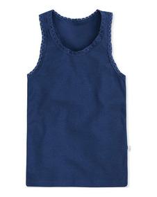 963d3cca41 Camiseta Regata Basica Sem Mangas Goias Tamanho 8 - Camisetas 8 Azul ...