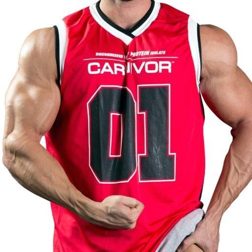 Regata Basqueteira Carnivor (dry Fit) Musclemeds - M - R  99 fa9708b11c6