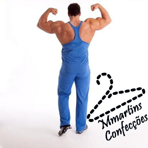 regata cavada camuflada academia musculação exclusiva.