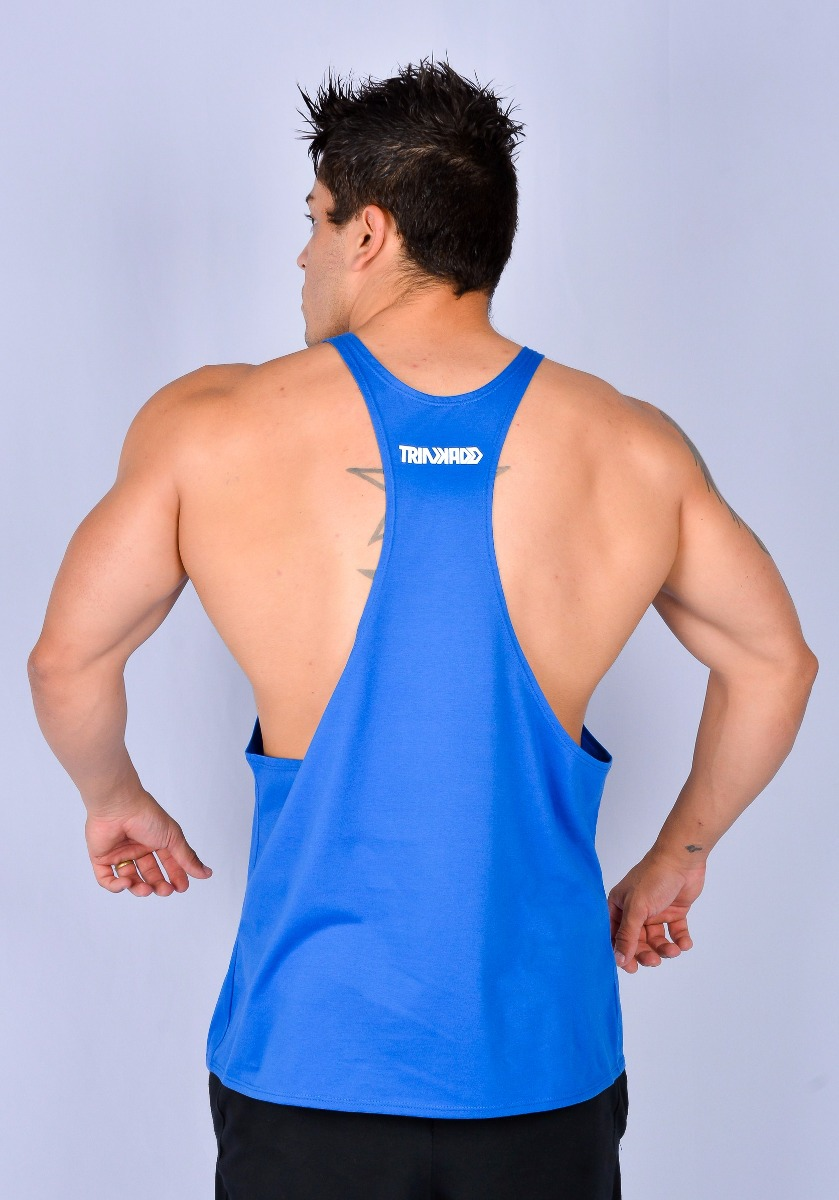 regata cavada trinkado top músculos academia e treino. Carregando zoom. 29d49672863