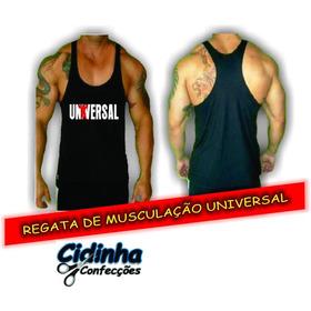 Regata De Musculação Universal