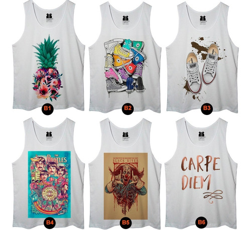 regata estampada caveira mexicana camiseta camisa blusa