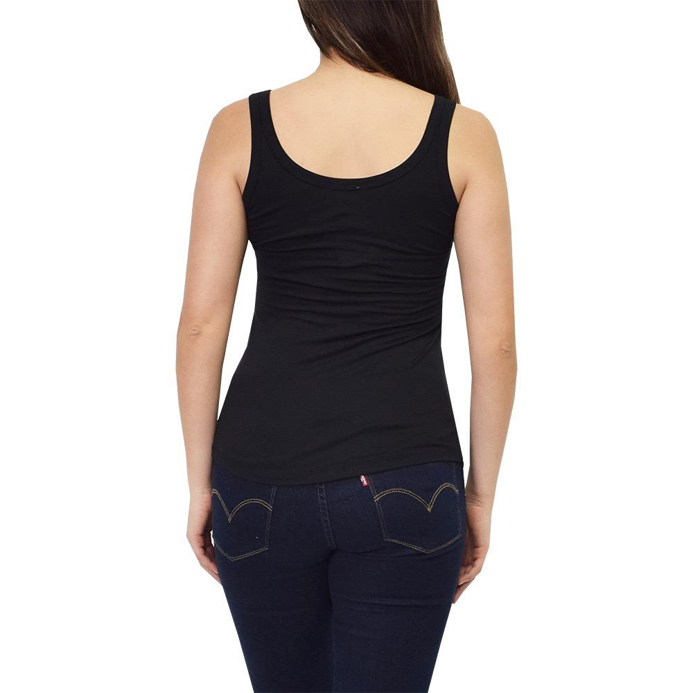 regata feminina estampada - calvin klein jeans. Carregando zoom. 268b72ec626