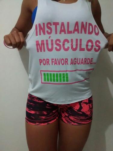 regata feminina fitness