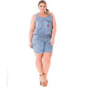 31c29ad548 Blusa Jeans Leve Handara Tamanho M - Blusas Femininas M em Rio do ...