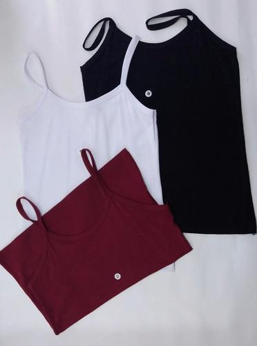 b01c0374a Regata Feminina Nadador Camiseta Blusa Viscolycra - R  15