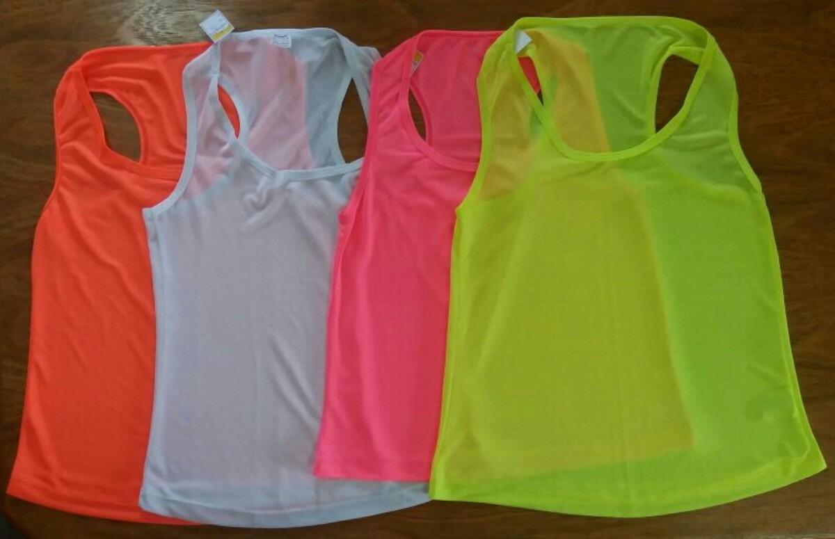 d3d685540 Plus Size Regata Dry Fit Roupa Fitness Pilates Corrida Top - R  36 ...