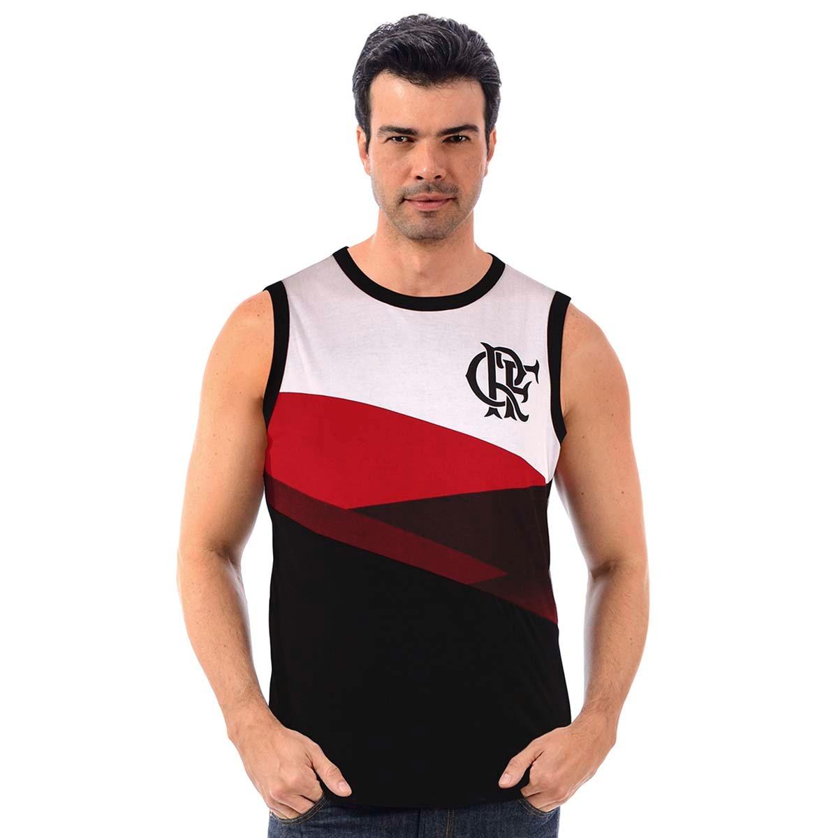 d67db87bf3 Características. Marca Braziline  Time Flamengo  Tipo de camisa ...