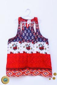 f51f720a1d Regatas Roupas Indianas Hippies Loja - Camisetas e Blusas no Mercado ...