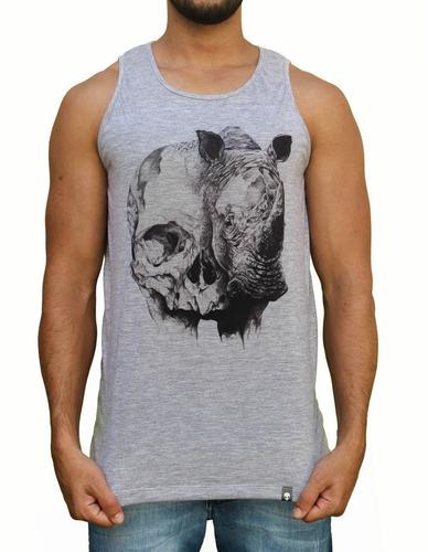 regata masculino camiseta