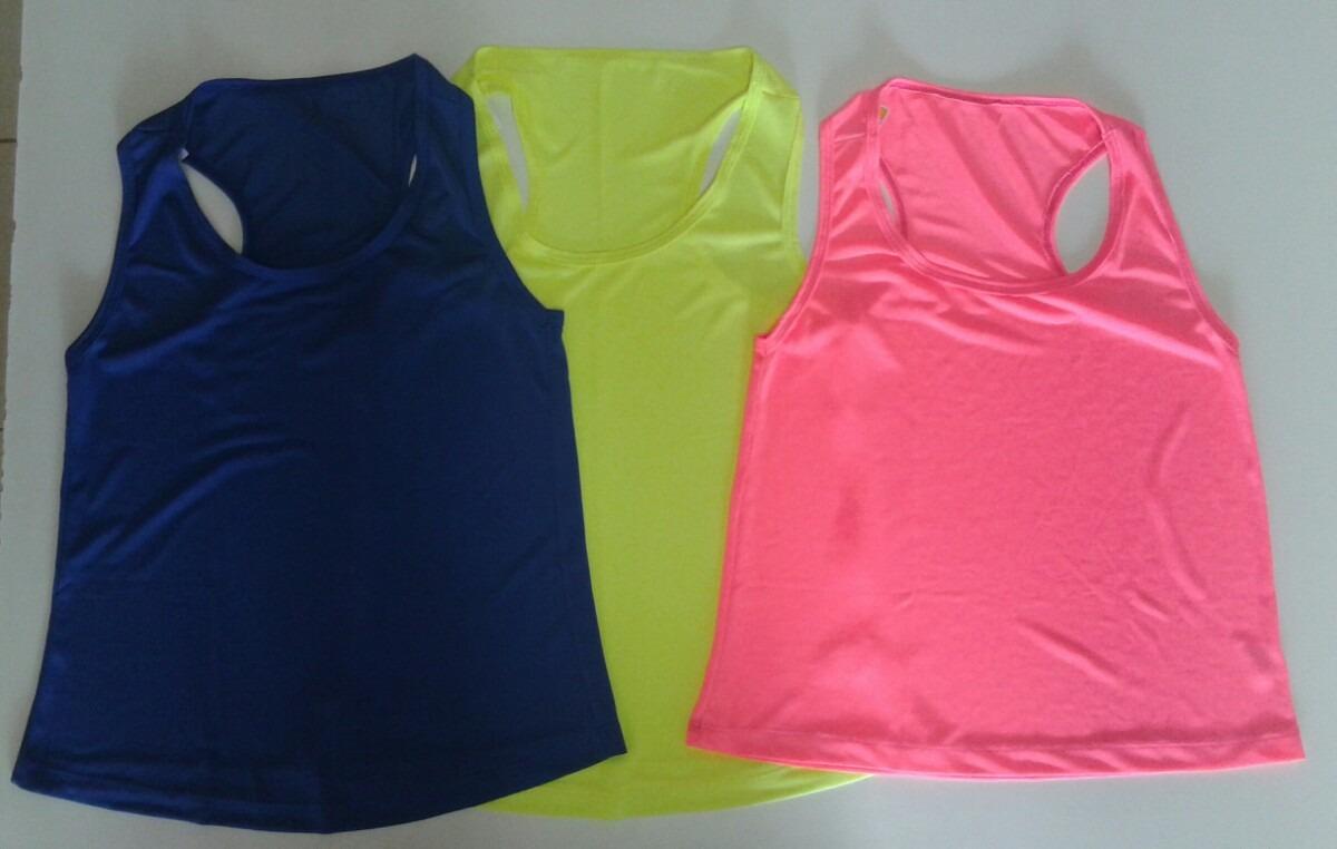 766896ab39de9 Regata Nadador Camiseta Fitness Dryfit Pilates Jump Corrida - R  26 ...