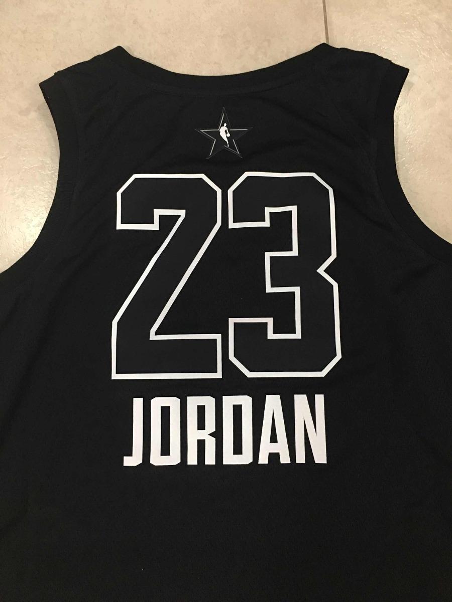 regata nba all star game 2018 - michael jordan   bulls. Carregando zoom. 2a17874e741