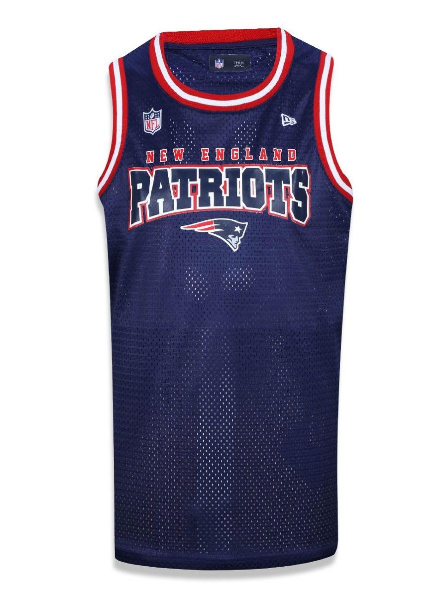 Regata New England Patriots Nfl New Era 40238 - R  139 49e04ac6bb6e1