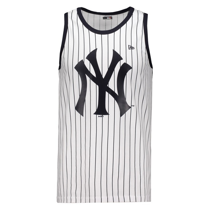 regata new era mlb new york yankees branca. Carregando zoom. 27c12107b33