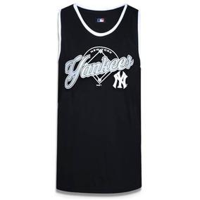 05e34647e6 Regata New York - Camisetas Masculino Regatas no Mercado Livre Brasil
