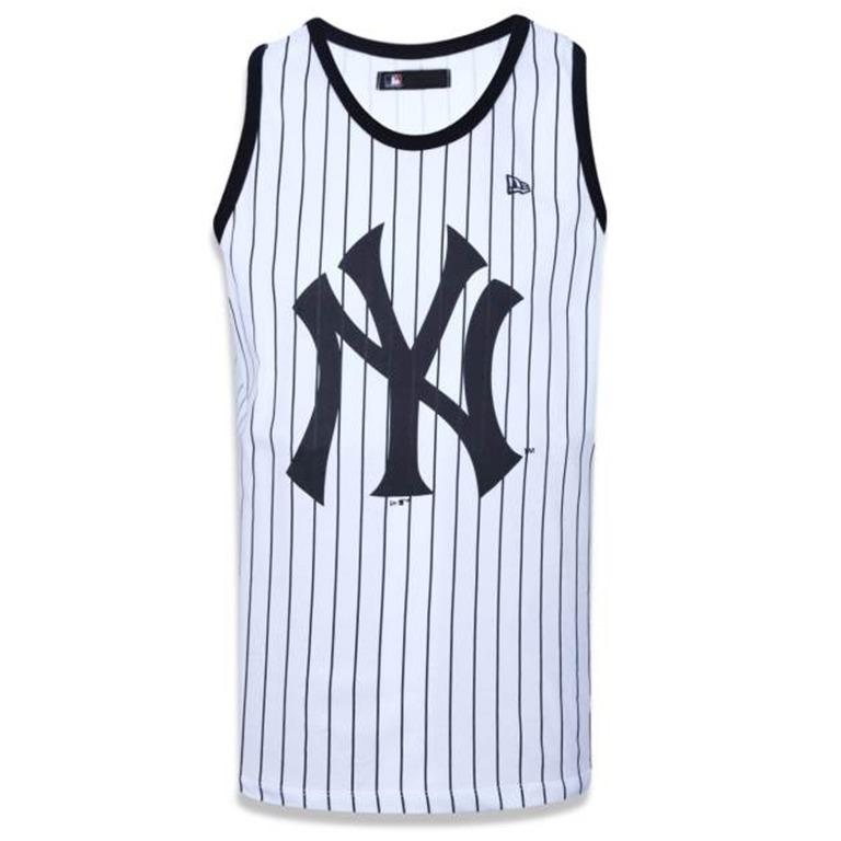 Regata New York Yankees Masculina Mbv18reg014 New Era - R  87 b38c81041fa