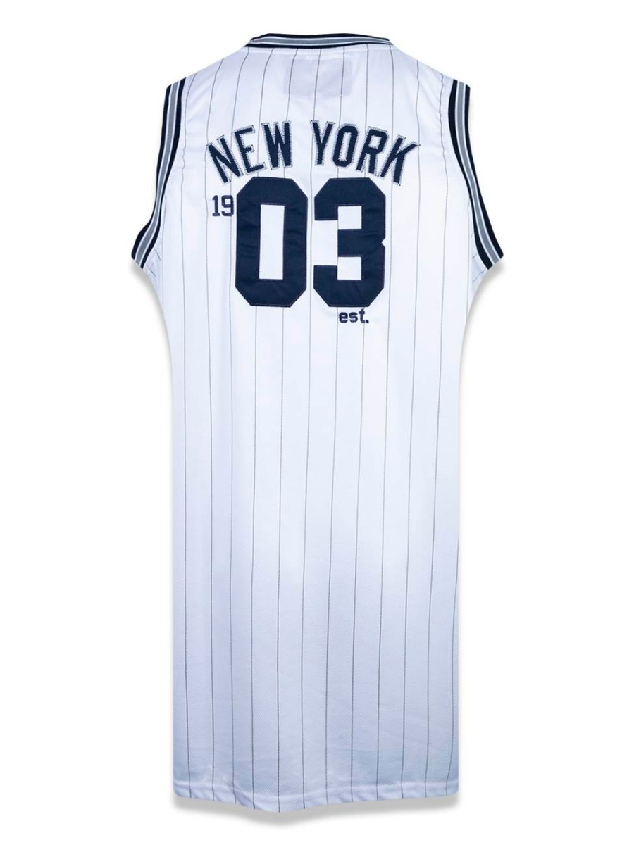 regata new york yankees mlb new era. Carregando zoom. 87a344e2636