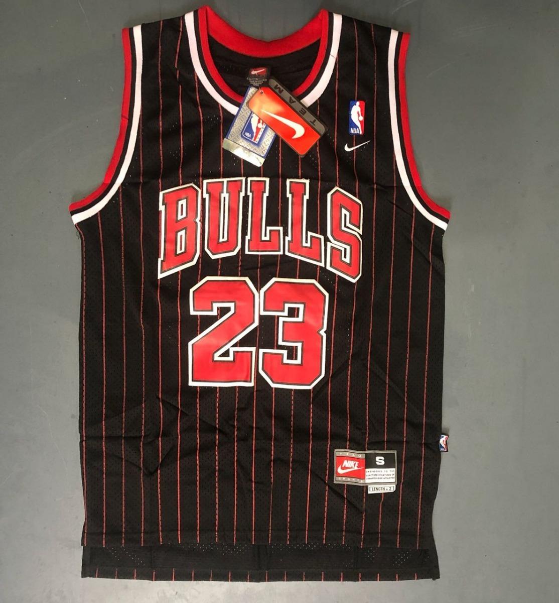 regata nike basquete - chicago bulls - jordan 23 original. Carregando zoom. 416b05793ff