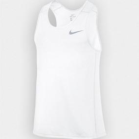 cf96185318 Camiseta Regata Nike Miler Masculina no Mercado Livre Brasil