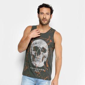 e08198d837 Regata Estampada Masculina - Camisetas para Masculino no Mercado ...