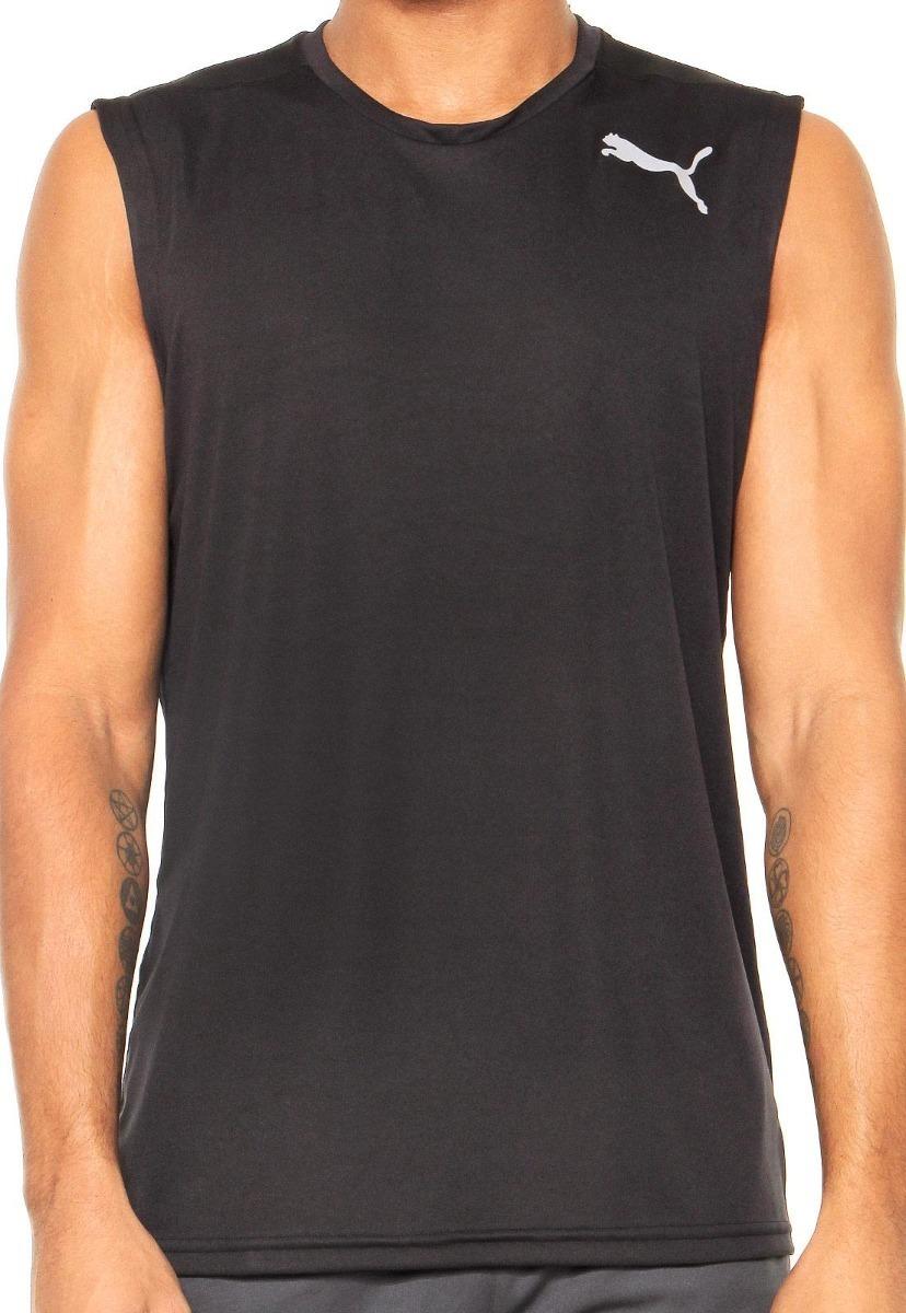 regata puma essential sleeveless masculina - original. Carregando zoom. b86e8f5e1ebb6