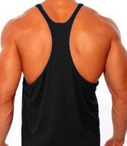 regata super cavada  gold's gym para musculação