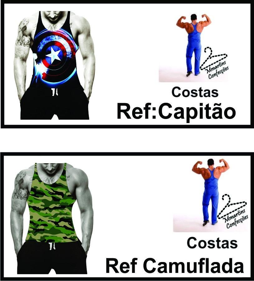 b16acd057e886 Regata Super Cavada Musculação Homem Aranha Exclusiva - R  37